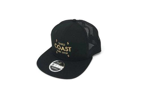 Third Coast Third Coast Bolts New Era Trucker Black