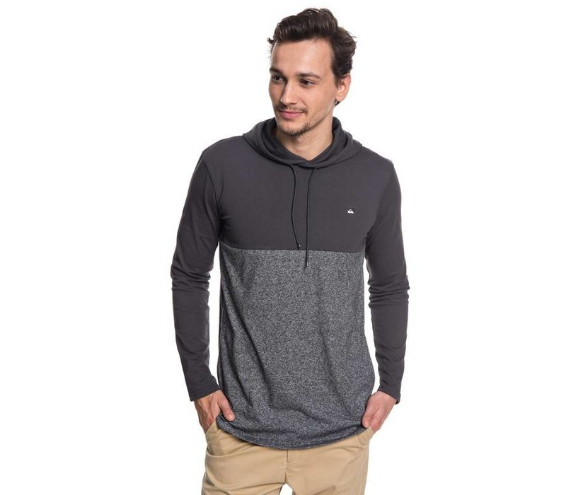 Quiksilver Edo District Hoody Dark Shadow
