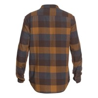 Quiksilver Stretch Flannel Rubber