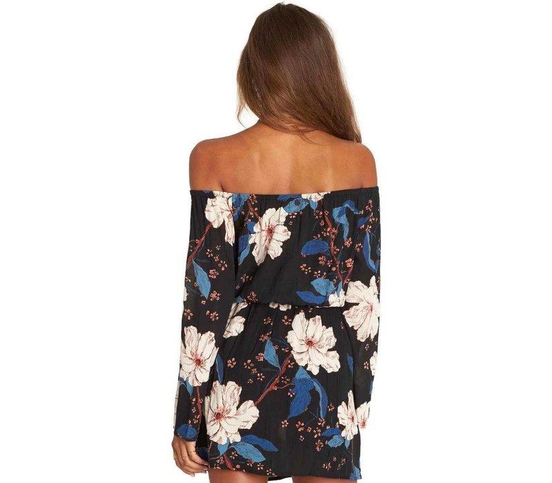 Billabong Marked For More Mini Dress