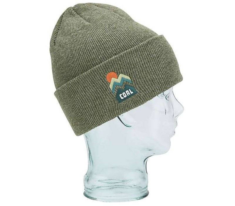 Coal Donner Beanie H Olive