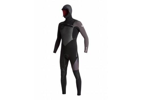 Quiksilver Quiksilver 6/5/4 Highline Series Hooded Chest Zip Wetsuit