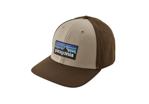 Patagonia Patagonia P-6 Logo Roger That Hat El Cap Khaki