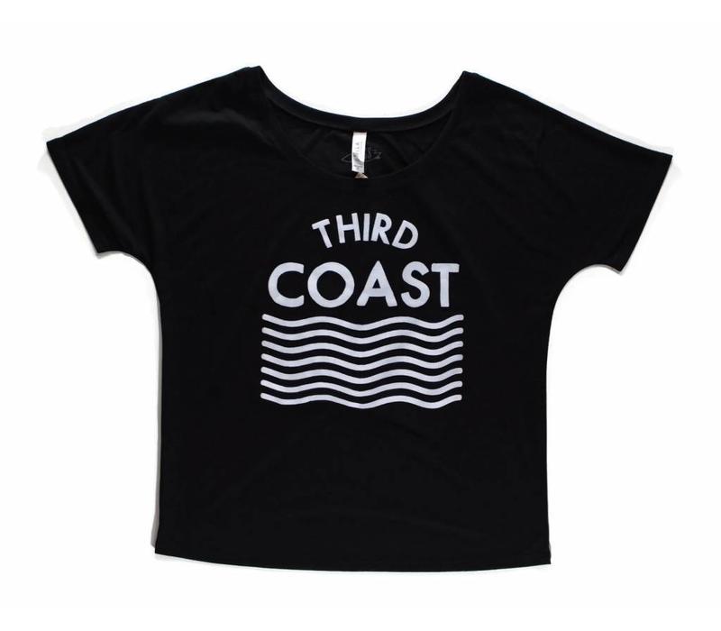 Third Coast Waves Logo Black