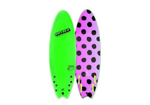 Catch Surf Catch Surf Odysea Skipper Quad 6'0 Green