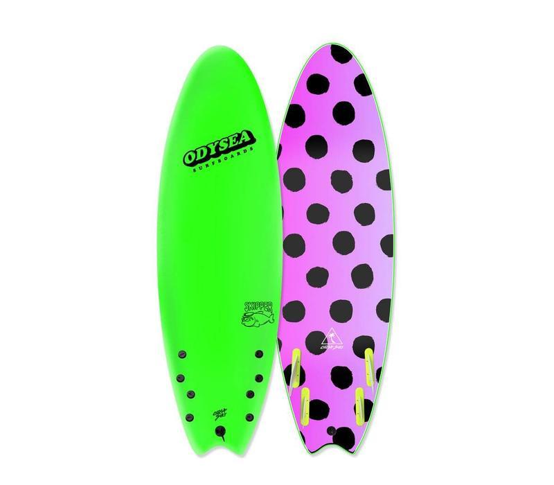 Catch Surf Odysea Skipper Quad 6'0 Green