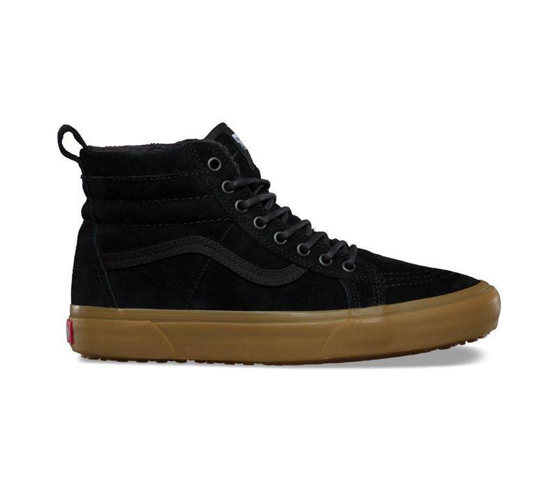 Vans Suede Sk8-Hi MTE Black/Gum