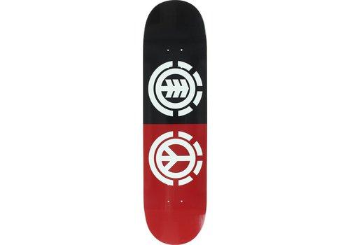 Element Element Peace Deck 8.0 Black/Red/White