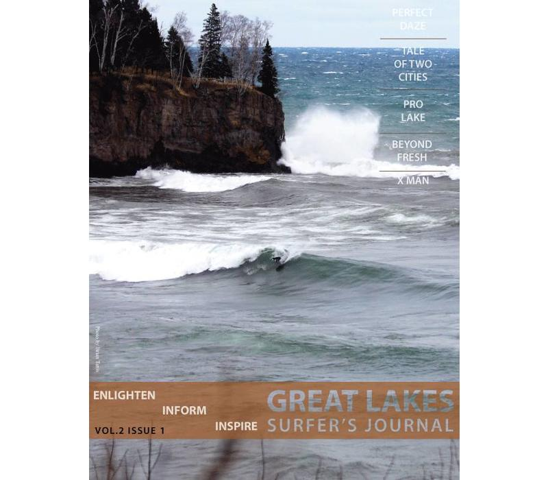Great Lakes Surfer's Journal Volume 2 Issue 1