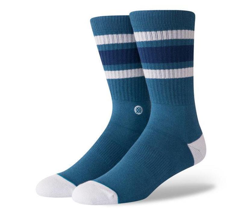 Stance Boyd 4 Blue Large Socks