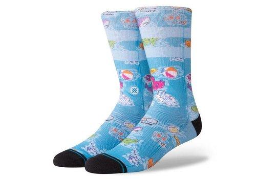 Stance Stance Float Blue Large Socks