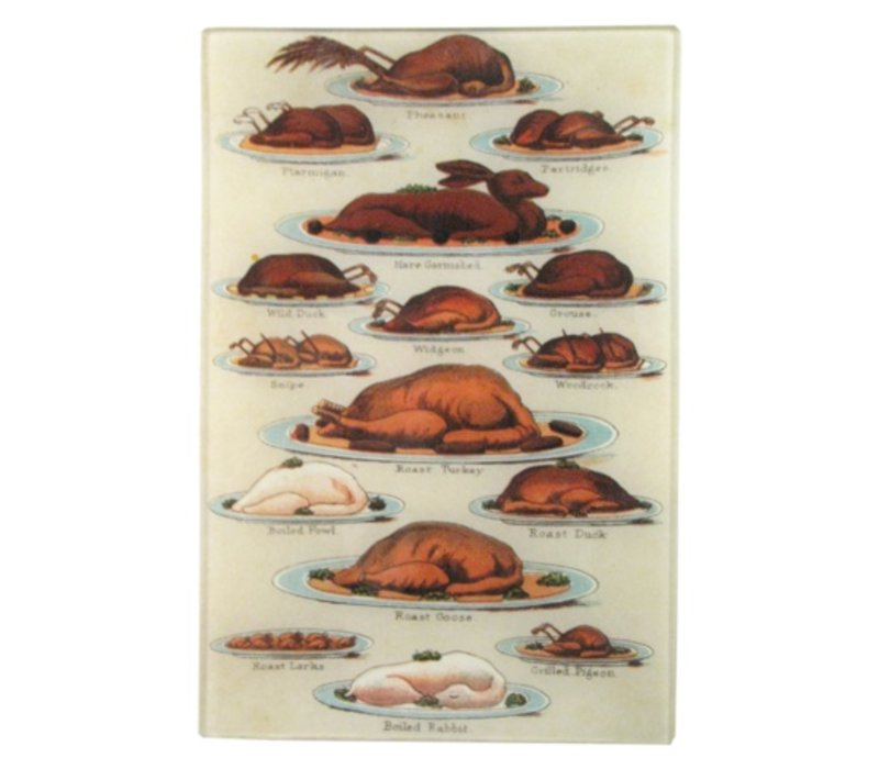 John Derian | Poultry & Game Tray