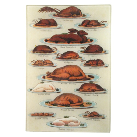 Poultry & Game Tray