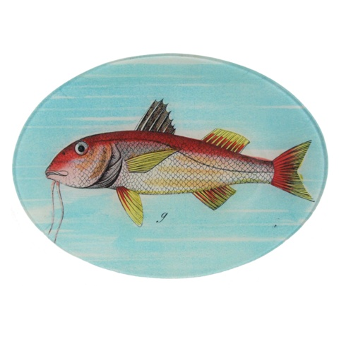 Oval Fish G