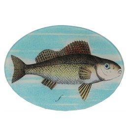 John Derian   Oval Fish F