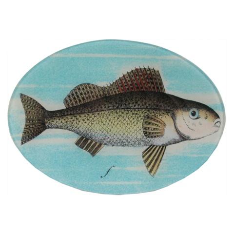 Oval Fish F