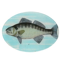 John Derian   Oval Fish E