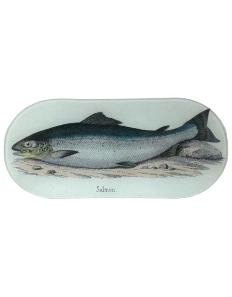 John Derian   Salmon Oblong Tray