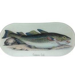 Common Cod, Oblong Tray