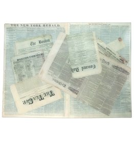 John Derian | Newspapers Tray