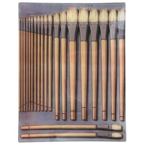 Brosses en Maitre 81 (Paint Brush) Rect. Tray