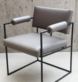 Classic Design Dining Chair Grey