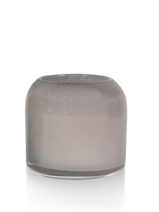 Round Small Fig & Violet Leaves Candle