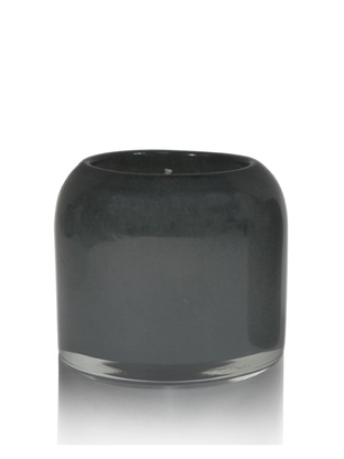 Round Small Black Currant & Rosewood Candle