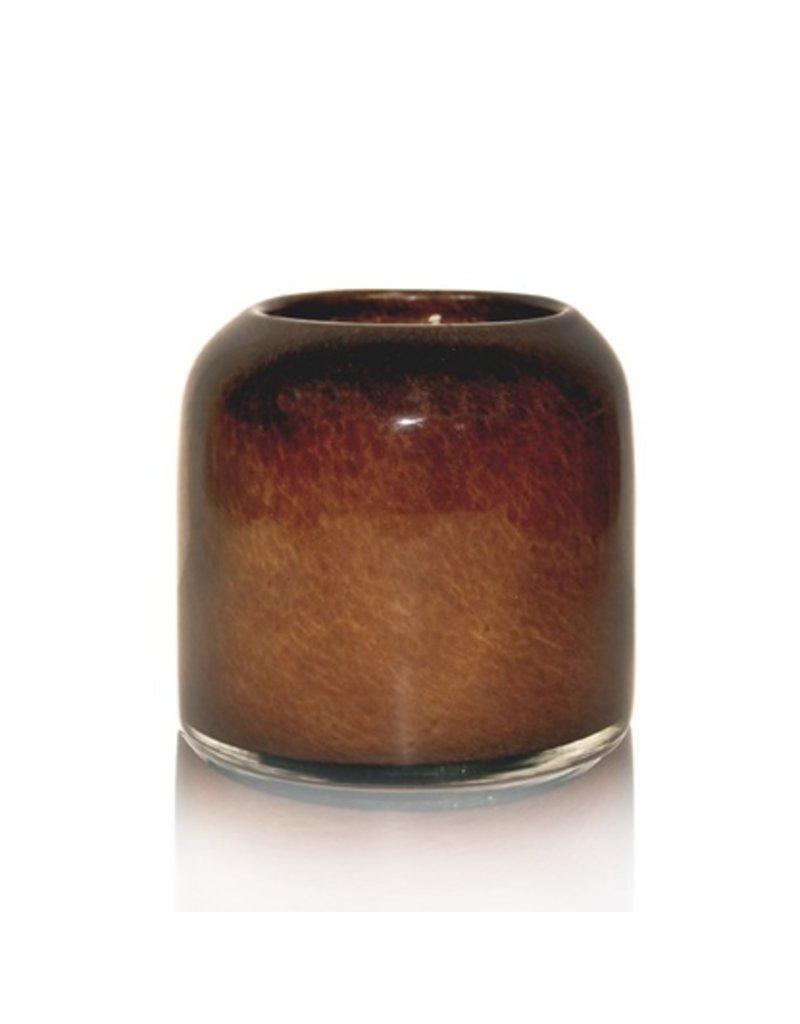 Large Boxed Amber & Vanilla Candle