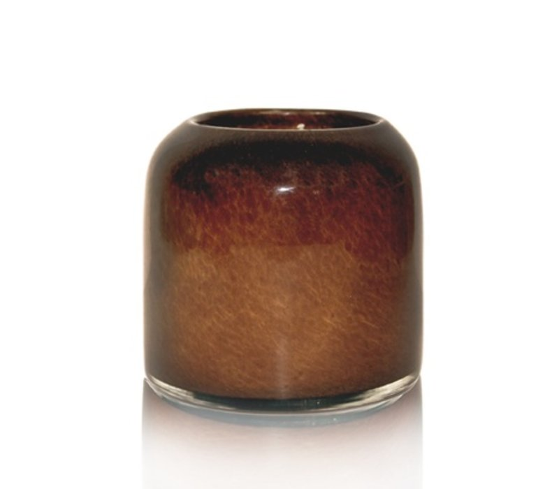 Large Boxed Amber & Vanilla Candle
