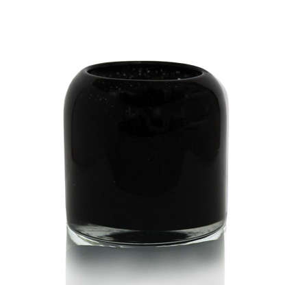 Large Boxed Black Iris and Tonka Bean Candle