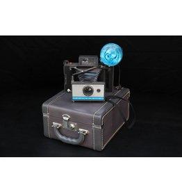 Antique Polaroid with Case, 02