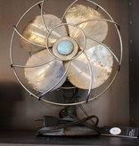 Small Silver Fan