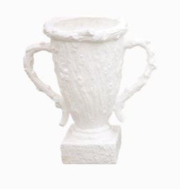 Bark Trophy Vase, Small