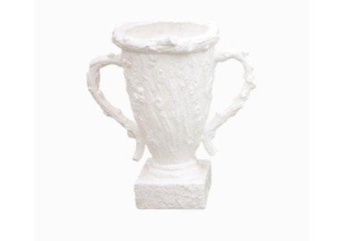 Bark Trophy Vase, Small