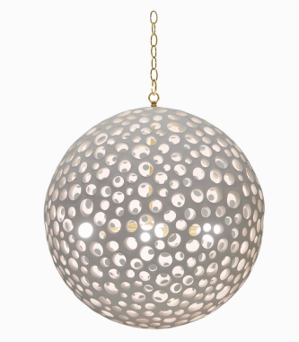 Ainsley Chandelier Pearl Extra Large