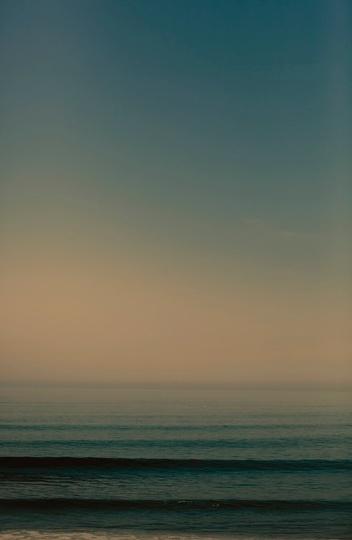 """Muted Sunset 40""""X60"""""""