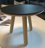 Small Steel Side Table