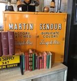 Martin Senour Cabinet  *CS*
