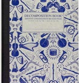 Decomposition Book Acoustic