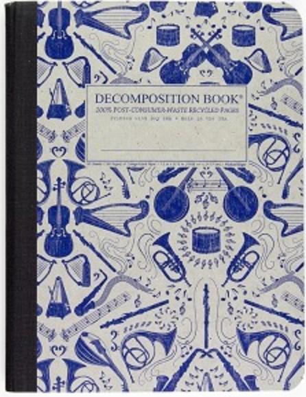 Decomposition Book Acoustic