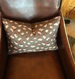 small cheetah pillow