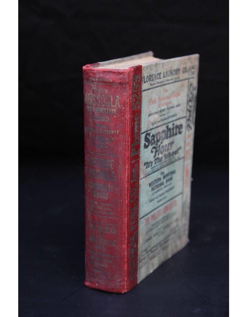 Polk's Missoula Directory 1932