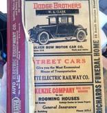 Polk Butte Directory 1925 *CS*