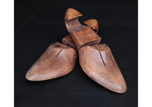 Pair Vintage Shoe Inserts