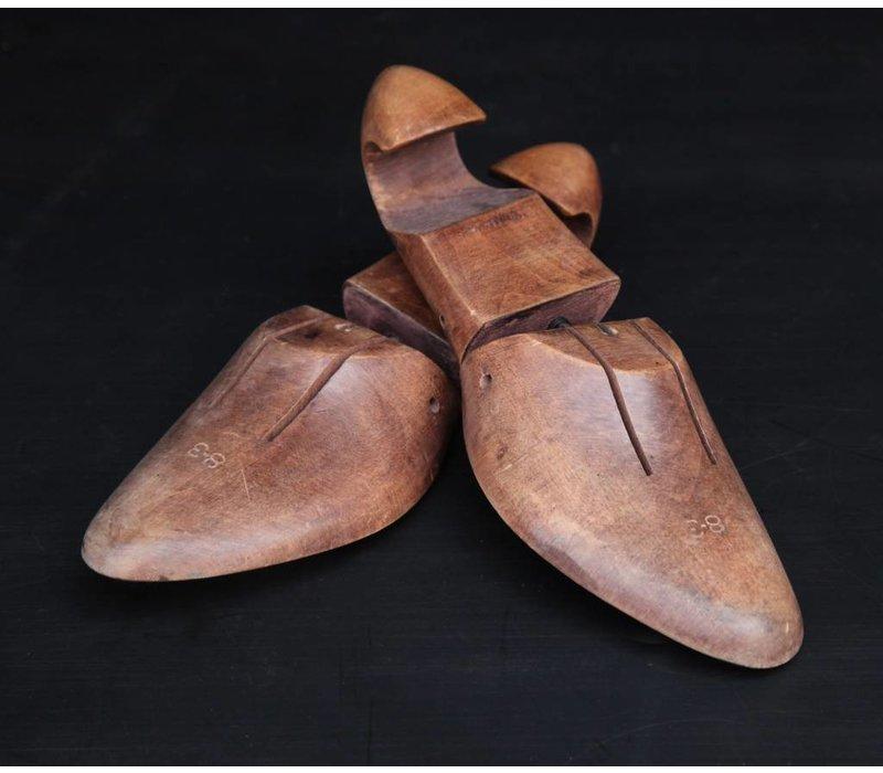 Pair Vintage Shoes