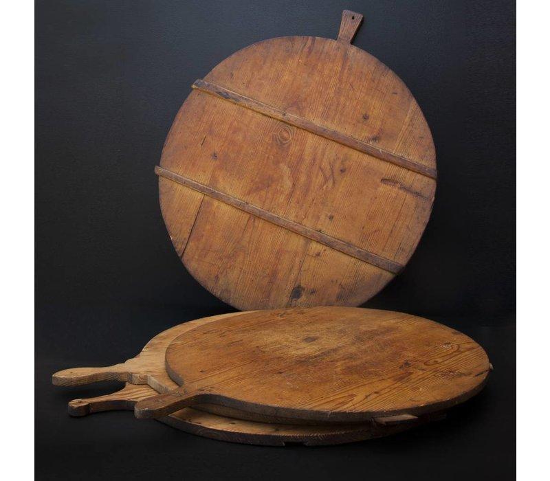 Vintage European Bread Board