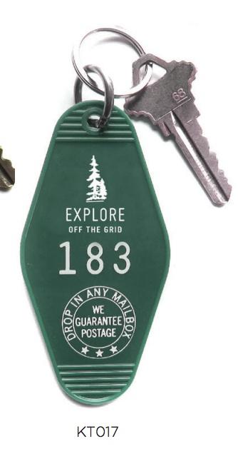 Explore Key Tag