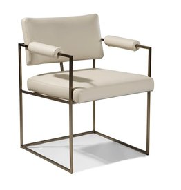 Classic Design Dining Chair White