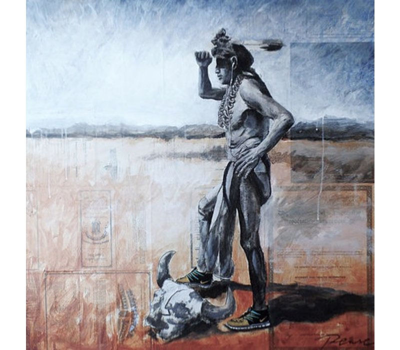 Ben Pease | Spirit of the Painting  *CS (36x36)